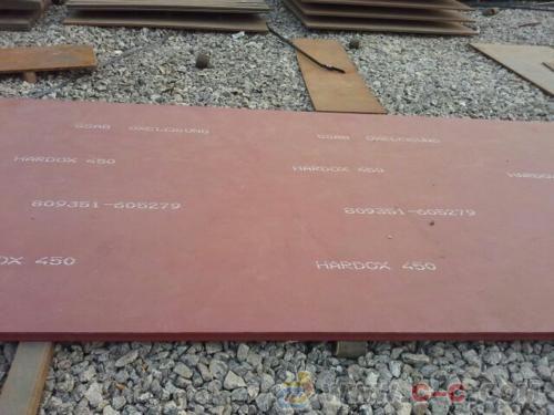 温州HARDOX400耐磨板